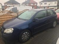 2006 Volkswagen Golf 1.6 FSI S 3 dr - Not Astra BMW Audi Fiat - Cheap German Car