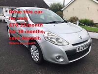 2009 Renault Clio 1.2 Expression **Long MOT **Finance Available/Cards Accepted**