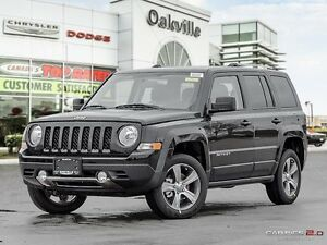 2017 Jeep Patriot HIGH ALTITUDE | DEMO | SUNROOF | NAVIGATION |
