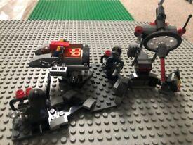 Lego 70801 - The Lego Movie - Melting Room