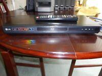 LG BD660 BLU-RAY 3D PLAYER