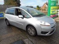2007 CITROEN C4 GRAND PICASSO 7 SEATER
