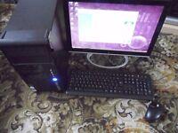 PC Desktop - Packard Bell DV100 - Internet ready
