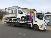 24h vehicle recovery service