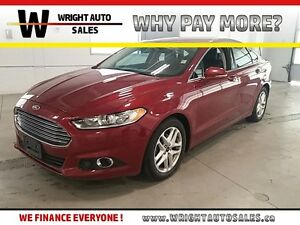 2016 Ford Fusion SE| NAVIGATION|LEATHER| 68,010 KMS