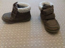 Size 8 infant bundle of 3 pairs of shoes in excellent condition