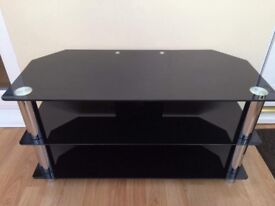 Large heavy duty tv unit like new