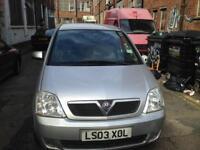 Vauxhall Meriva 2003 *Lovely Drive*