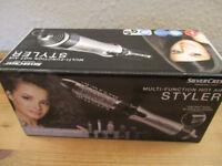 Silvercrest Multi-Function Hot Air Hair Styler - Brand New Still Sealed