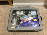 Microscope Set - As New