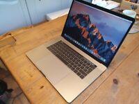 Apple MacBook Pro *TOUCHBAR* 15 inch RETINA Core i7 2.7 Ghz 16gb Ram 500GB SSD Logic ProX Final Cut