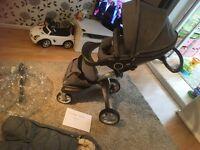 Stokke xplory pushchair