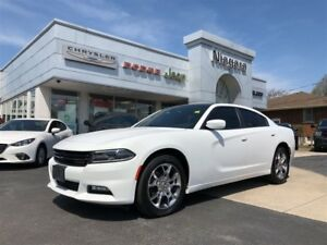 2015 Dodge Charger | SXT | ROOF | AWD | 8.4 TOUCHSCRN | REMOTE S