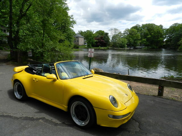 Image 1 of Porsche: 911 Yellow…