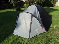 Used Lichfield Apache 3 Tent - complete and with instructions