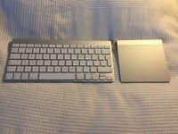 Apple Wireless Keyboard & Trackpad