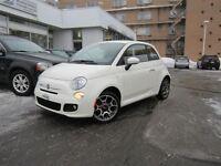 2012 Fiat 500 Sport ** 59 000 KM IMPECCABLE **
