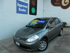 2008 Nissan Tiida ST PLUS - Finance or (*Rent-To-Own $87 pw) Croydon Maroondah Area Preview