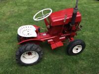 Bolens vintage garden tractor