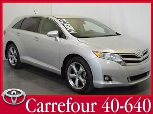 2013 Toyota Venza V6 AWD Mags 20 Pouces Bluetooth+Gr.Electrique