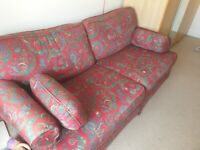 Free Double Sofa Bed. Collection Only