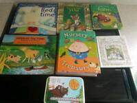 Kids toys teddies books bedding