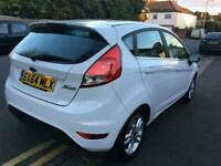 Ford fiesta zetec REG 64 5dr 1.2 manual