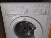 Indesit White Washing Machine. Was bought for £199. Grab a bargain!