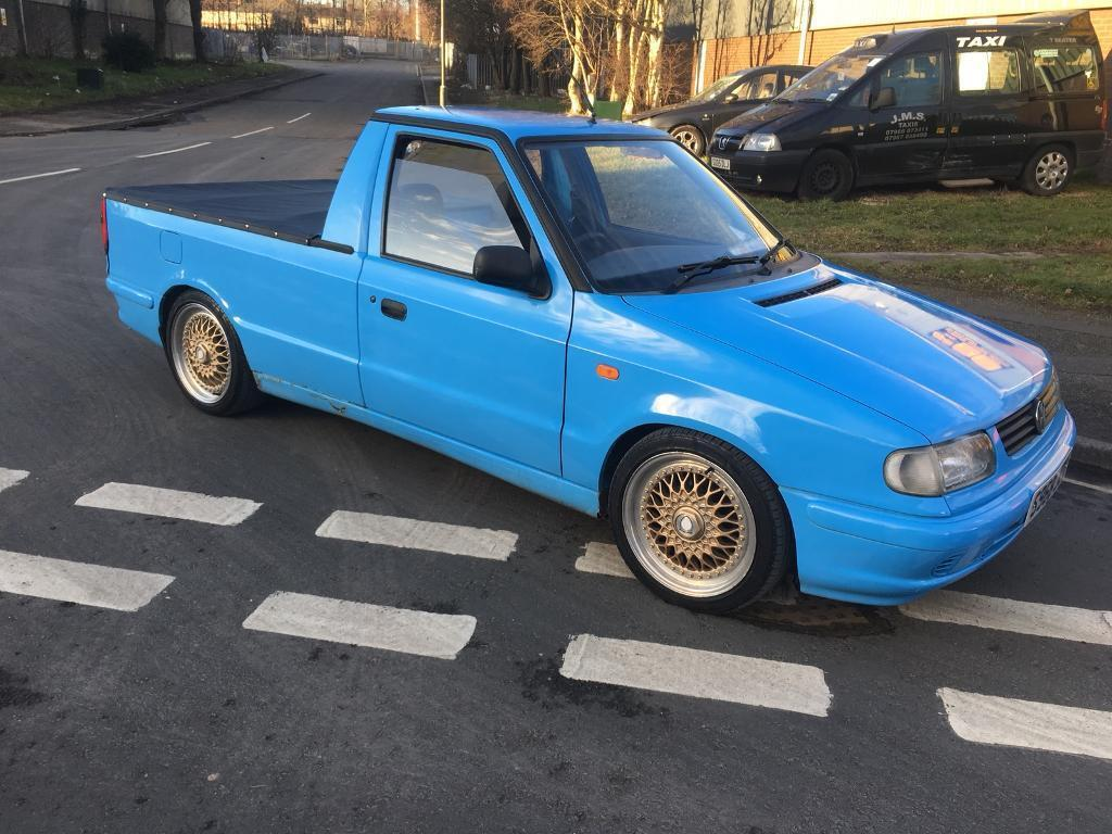 Vw Caddy Pick Up In Ripley Derbyshire Gumtree