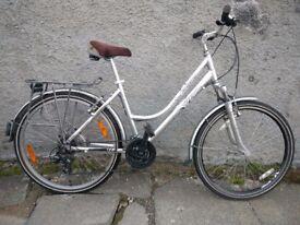 Go sport city bike size S