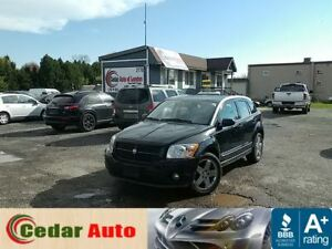 2009 Dodge Caliber SXT - Manual