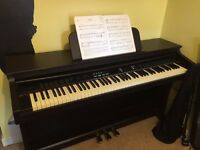 Piano electric great condition