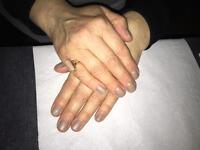 Trainee nail technician