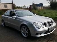 Mercedes-Benz E320 SPORT AMG CDI ***85k Miles, FULL MOT*** C320 S320 330d 320d 530d 520d