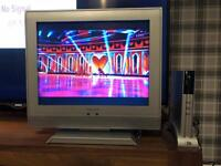 Small tv and freeview box