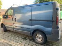 Vauxhall vivaro van spares or repairs