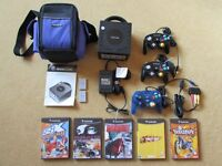 Nintendo Gamecube all in excellent used condition
