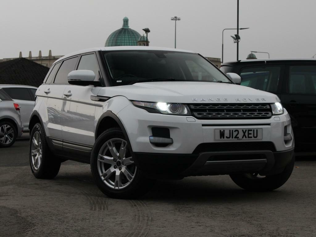 Land Rover Range Evoque 22 Td4 Pure 5dr Tech Pack White
