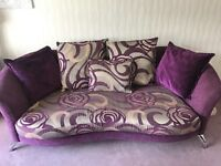 Dfs sofa 3&4 seater