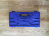 Danelectro pedal board for mini effects