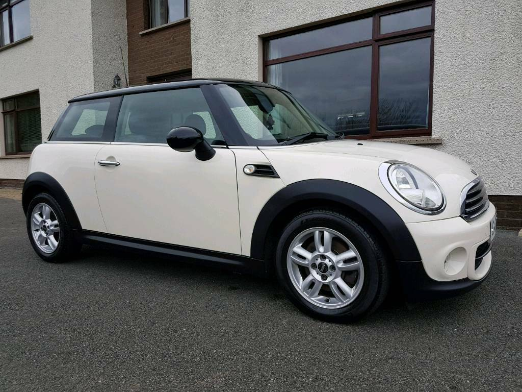 Mini One D Hatchback 2012 Open To Offers Not Audi A1 A3 Seat Vw