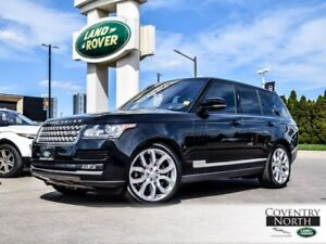 2017 Land Rover Range Rover SUPERCHARGED W/ 22's!!