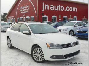2012 Volkswagen Jetta TDi, GPS,Toit ouvrant