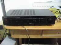 Superb Denon PMA-250 III 2X30W hifi amplifier with vinyl phono input, A1 sound