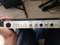 Mackie Onyx 400F audio interface Mac/PC (Great condition)