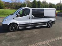 Vauxhall Vivaro LWB Newly converted campervan