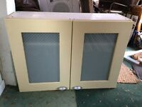 Kitchen Double Cupboard