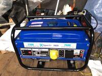 2.8 kVA Petrol Generator, 5.5 HP, 4 stroke petrol engine