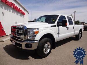 2016 Ford Super Duty F-350 SRW XLT FX4, 34,640 KMs, Diesel