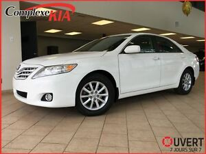 2011 Toyota Camry SE 27559KM CUIR TOIT CRUISE BLUETOOTH S.CHAUF